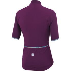 Sportful Italia CL Bike Jersey Shortsleeve Men purple